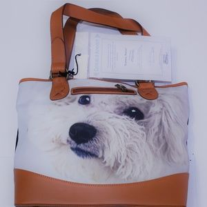 "Ardleigh Elliott ""Faithful Friend"" Tote NWT!"